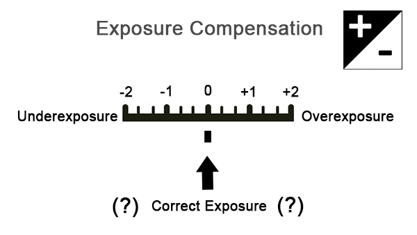 Light Meter and Exposure Compensation