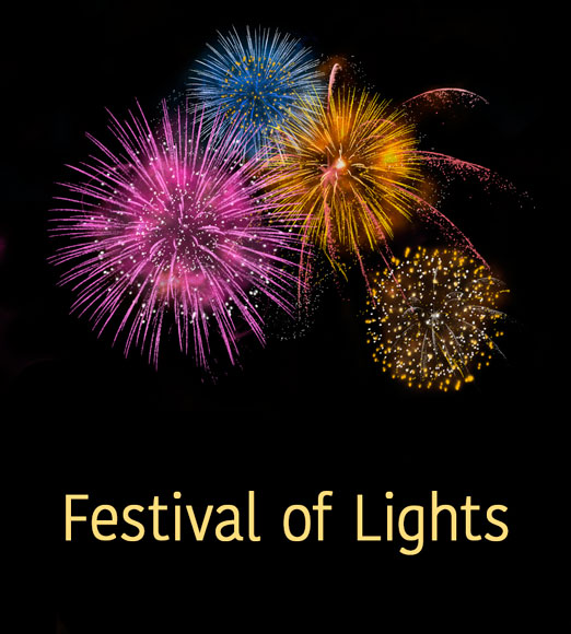Festival of Lights - Fireworks