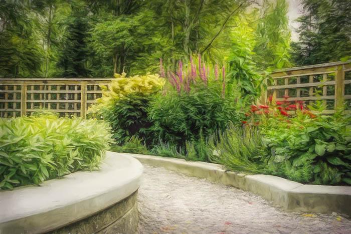 Herb Garden, Alaska Botanical Garden