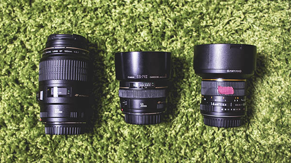 Examples Of 3 Prime Lenses