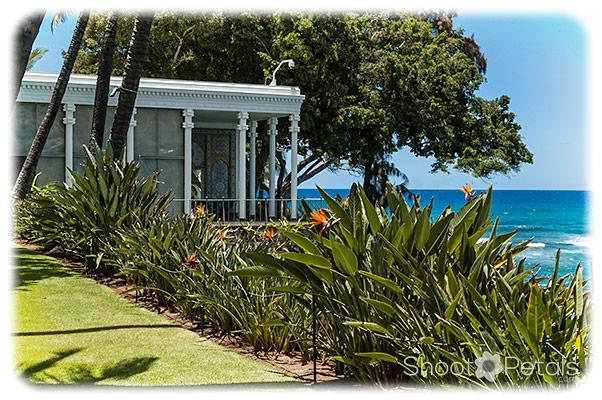 Shangri La View of the Ocean, Lanai, and Garden