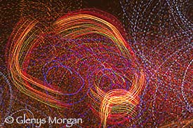 Park Tilford Festival of Lights, Light Art.