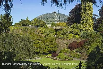 Bloedel conservatory QE Park