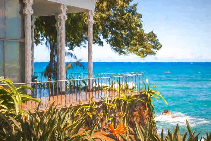 Shangri La Lanai and Ocean View