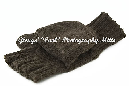 Glenys's Cool Convertible Photography Mittens