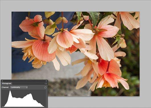 Luminance Tonal Map - Photoshop