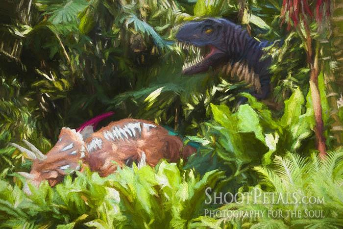 Yeomiji Indoor Jungle Garden With Dinosaurs